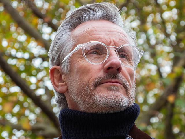 Reading Glasses 'Sydney' Transparent