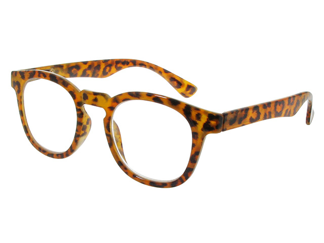Kitty Brown Leopard Side