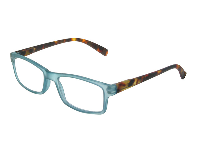 Alex Blue/Tortoiseshell Side