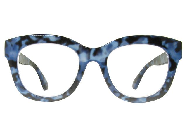 Reading Glasses 'Encore' Blue Tortoiseshell