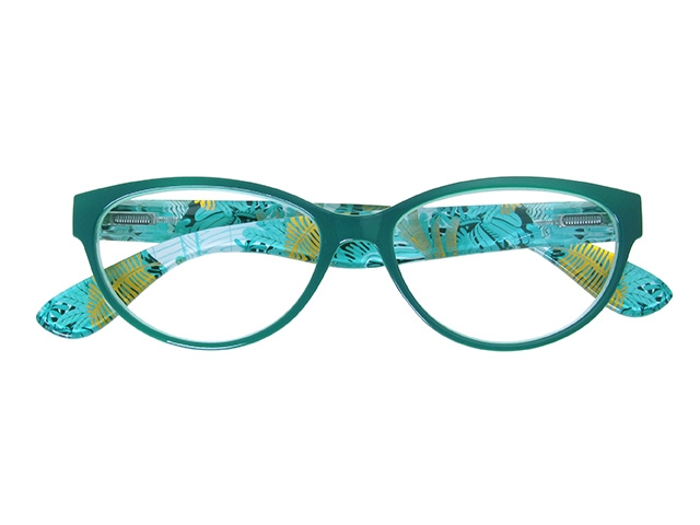 Eden HD Turquoise Front