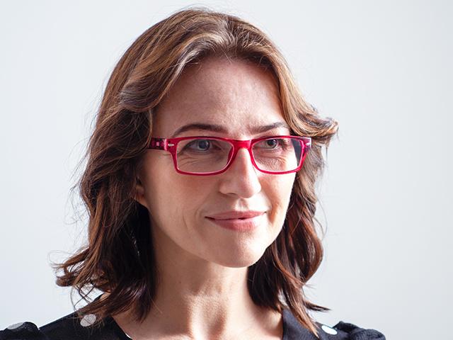 Reading Glasses 'Heidi' Fuchsia