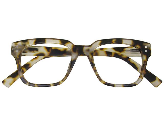 Reading Glasses 'Weybridge' White Tortoiseshell