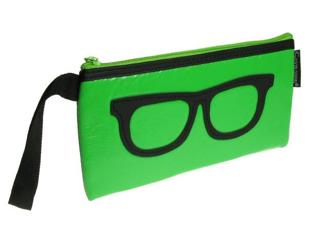 Geeky Retro Green
