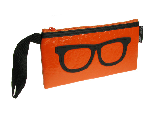 Geeky Retro Orange