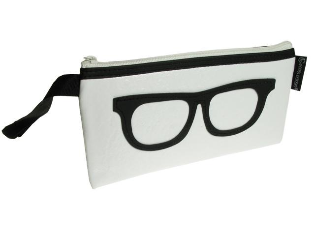 Geeky Retro White