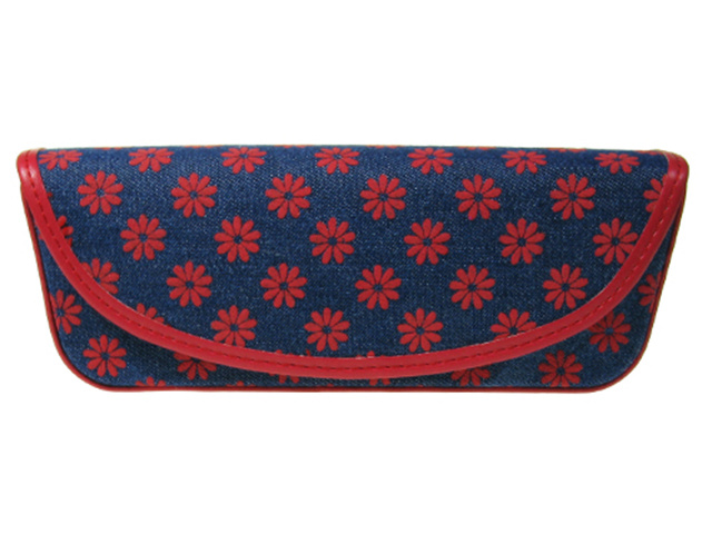 Daisy Denim Red Front