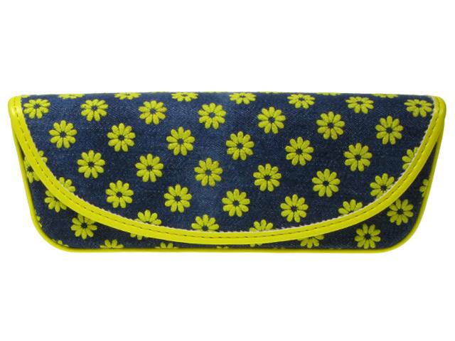 Daisy Denim Yellow Front