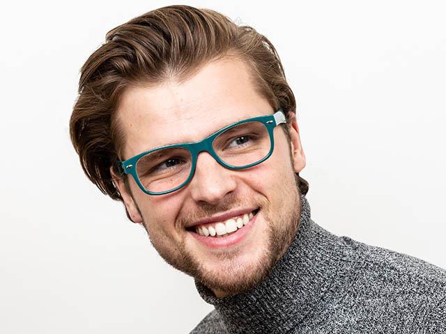Reading Glasses 'Billi' Turquoise