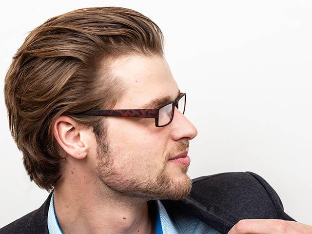 Reading Glasses 'Detroit' Tortoiseshell
