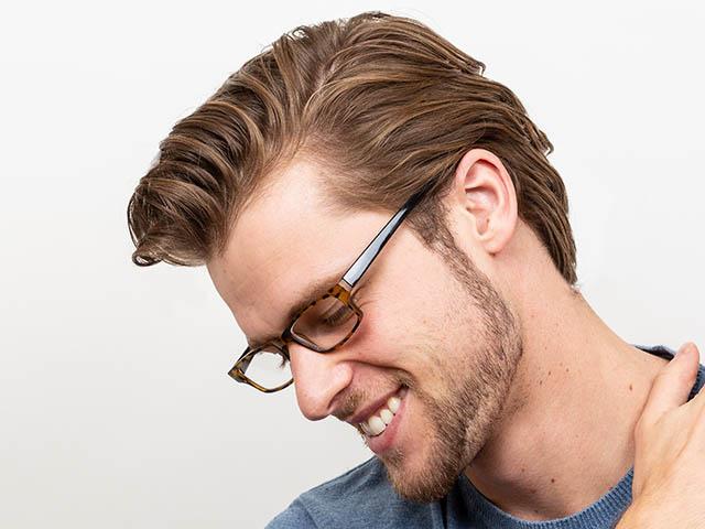 Reading Glasses 'Neck Specs' Tortoiseshell/Black