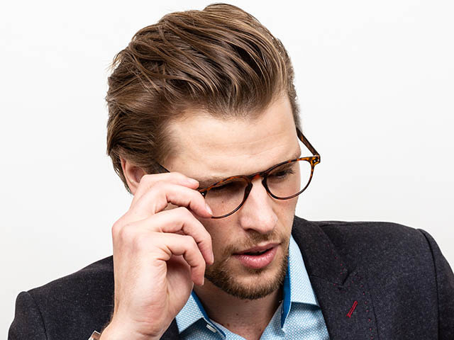 Reading Glasses 'Kent' Tortoiseshell