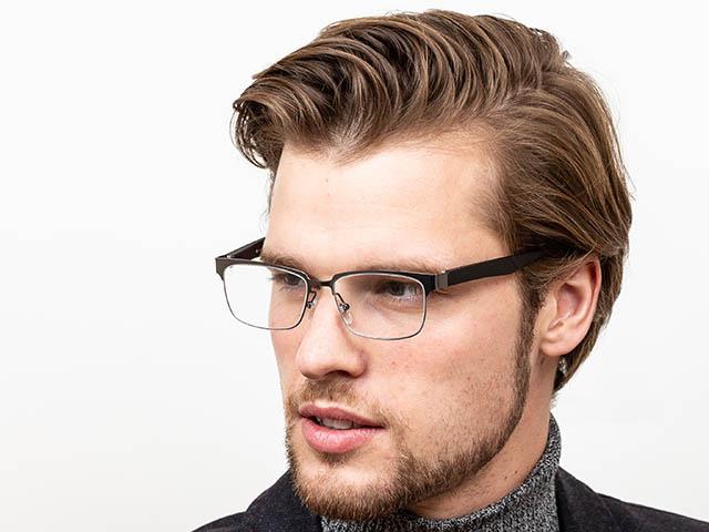 Reading Glasses ' Spencer' Black