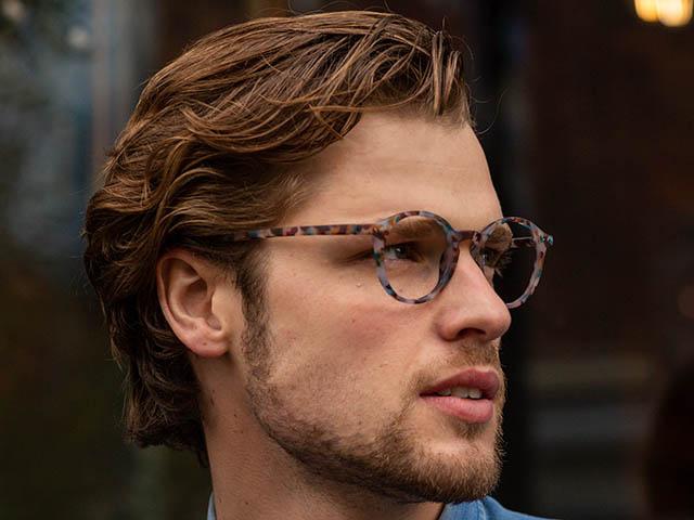 Progressive Reading Glasses 'Sydney Multi-Focus' Multi Tortoiseshell