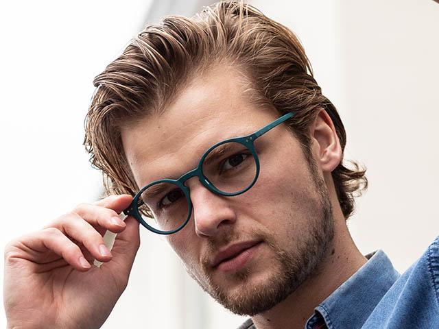 Reading Glasses 'Sydney' Turquoise