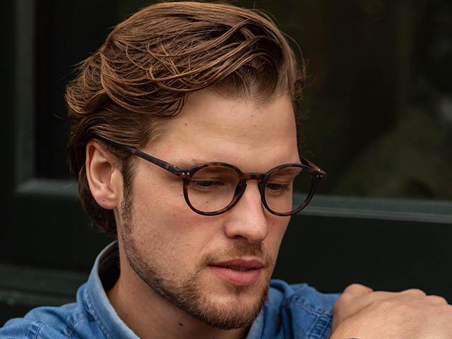 Progressive Reading Glasses 'Sydney Multi-Focus' Tortoiseshell