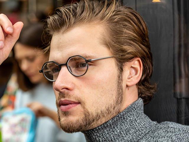 Reading Glasses 'Rudy' Grey