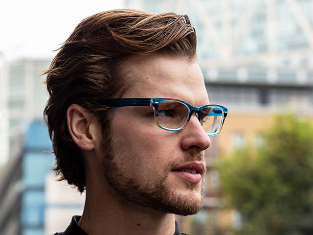 Reading Glasses 'Carnival' Blue Multi
