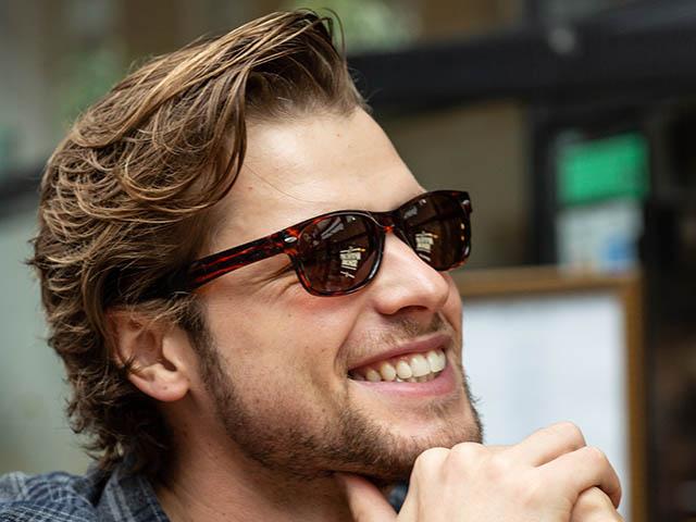 Sunglasses Polarised 'Orleans' Tortoiseshell