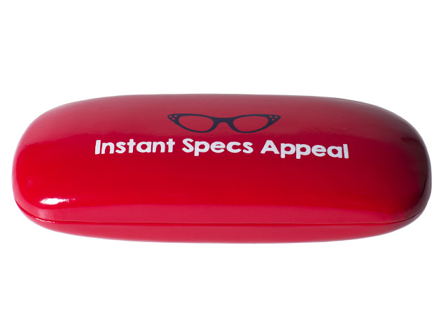 Slogan Case Red Front