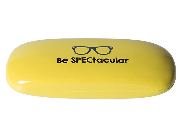 Slogan Case Yellow Front