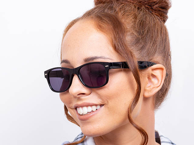 Reading Sunglasses 'Dakota' Black