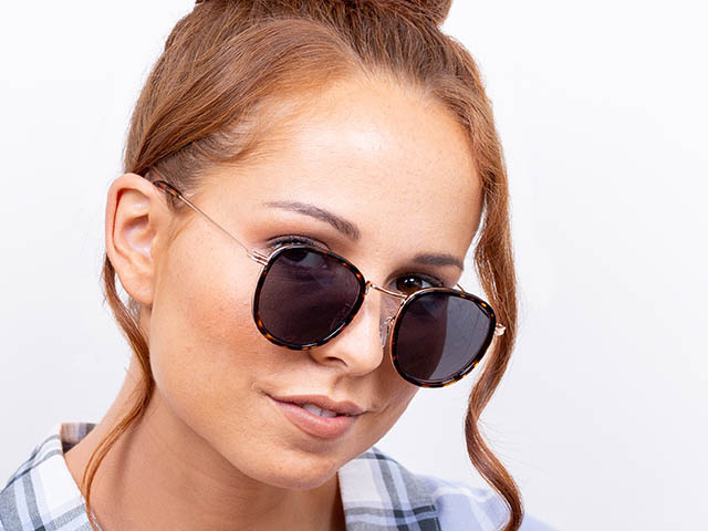 Reading Sunglasses 'Stamford' Tortoiseshell
