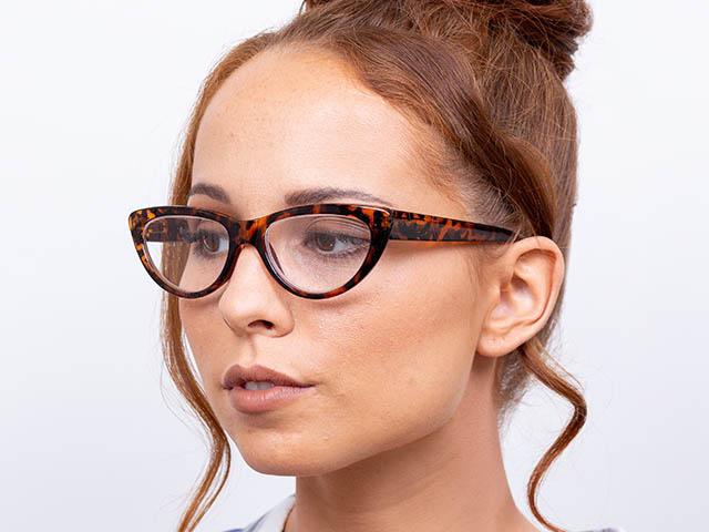 Reading Glasses 'Cleo' Tortoiseshell