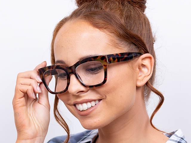 Reading Glasses 'Showtime' Tortoiseshell