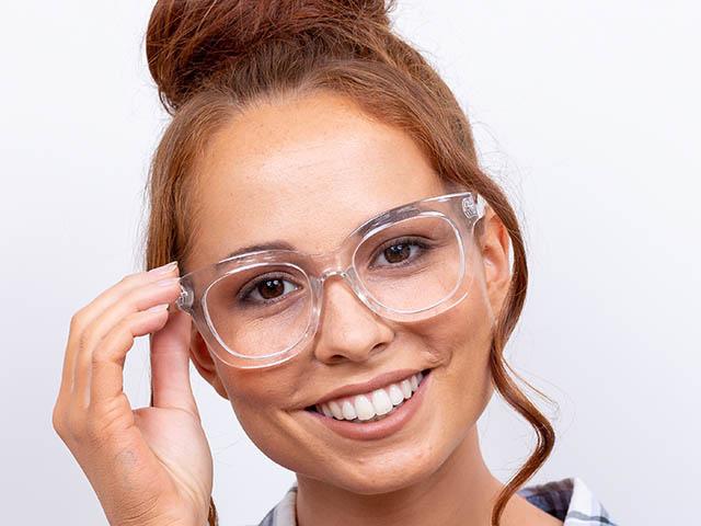 Reading Glasses 'Encore' Transparent