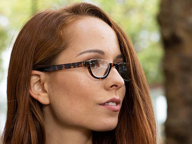Reading Glasses 'Henley' Tortoiseshell