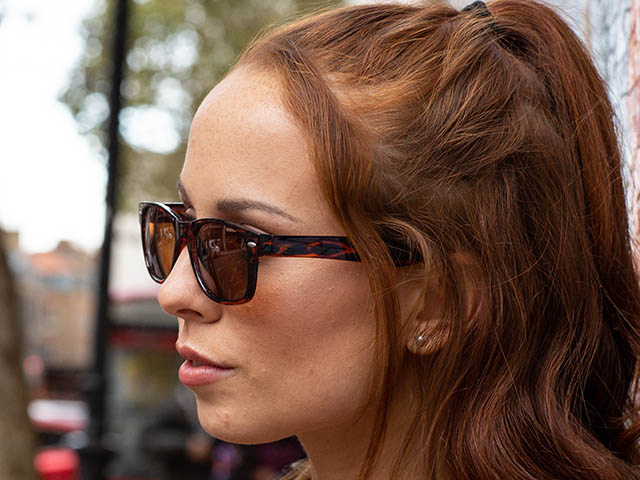 Sunglasses Polarised 'Orleans' Tortoiseshell