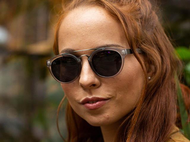 Sunglasses Polarised 'Utah' Grey