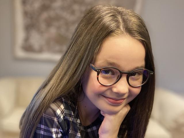 Blue Light Non-Prescription Glasses 'Sydney Kids' Tortoiseshell