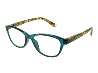 Lucille Turquoise Side