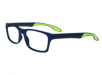 Joshua Blue/Lime Front