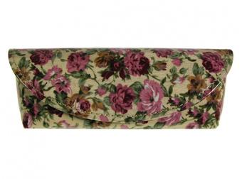 Antique Floral Cream Front