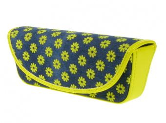 Daisy Denim Yellow Side