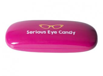 Slogan Case Pink Front