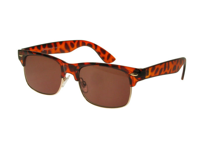 Reading Sunglasses 'Vegas' Brown
