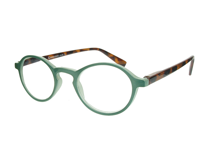 Reading Glasses 'Richmond' Teal
