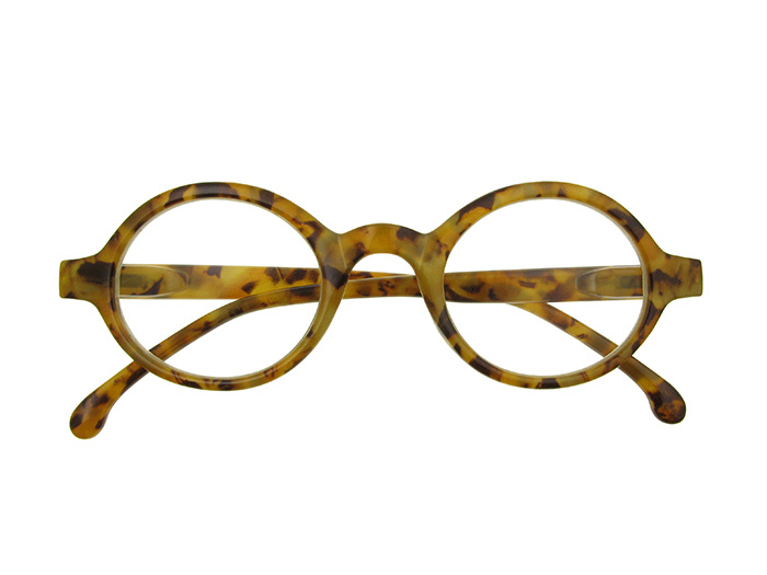 Reading Glasses 'Kensington' Light Brown