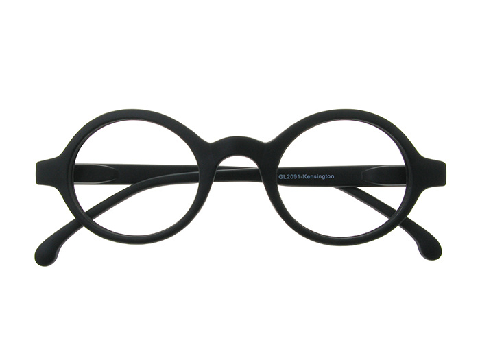 Reading Glasses 'Kensington' Matt Black