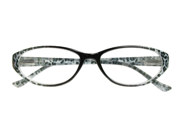 Reading Glasses 'Lynx' Black