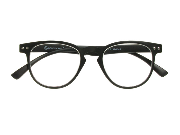 Reading Glasses 'Kent' Matt Black