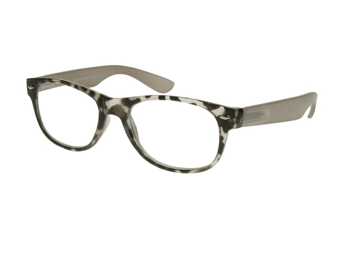 Reading Glasses 'Camden' Grey