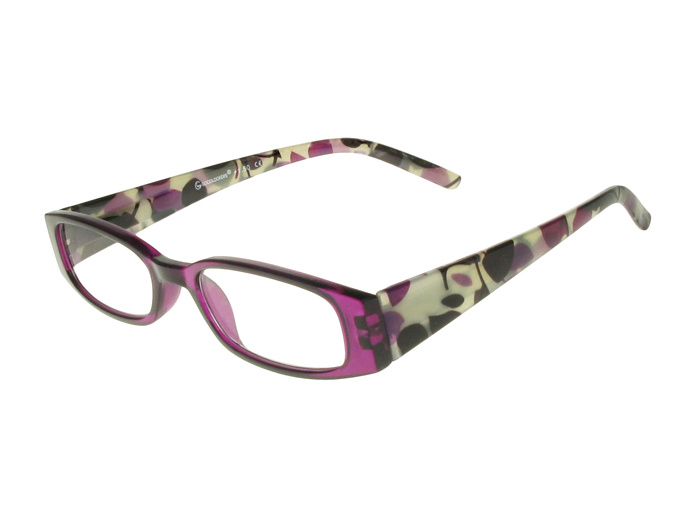 Reading Glasses 'Blenheim' Purple