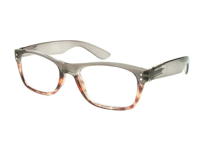 Reading Glasses 'Chester' Grey/Tortoiseshell