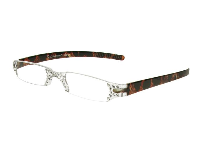 Reading Glasses 'Quartet' Leopard Print