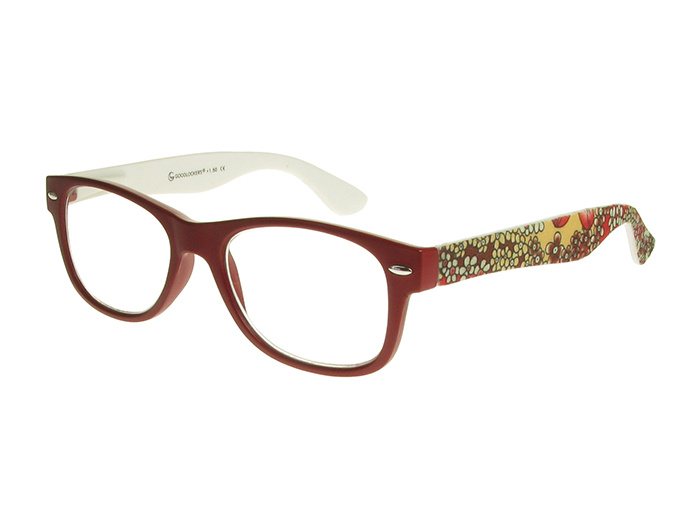 Reading Glasses 'Lizzy' Red